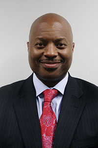 Minister Barnest Patton
