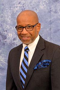 Pastor Bruce Kirk