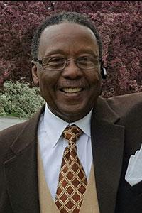 Minister James Harvey